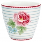 "Preview: GreenGate Latte Cup ""Lily White"""