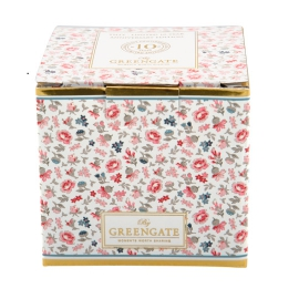 "GreenGate Geschenk-Box ""Tilly White"""