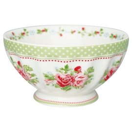 "GreenGate French Bowl ""Mary White"" XL"