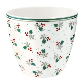 "GreenGate Latte Cup ""Joselyn White"""
