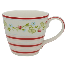"GreenGate Limited Edition Tasse ""Gloria White"""