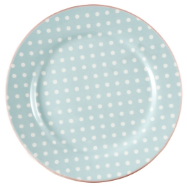 "GreenGate Teller ""Spot Pale Blue"""