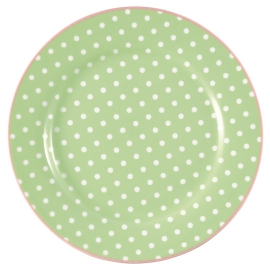 "GreenGate Teller ""Spot Pale Green"""