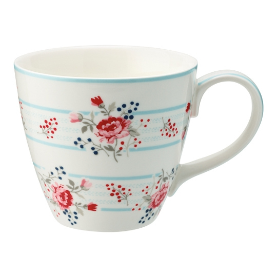 "GreenGate Tasse ""Fiona Pale Blue"""