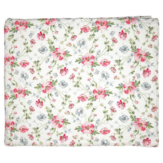 GreenGate Quilt Meadow White