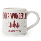 "Lexington Becher ""Winter Wonderland"""