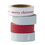 "Bloomingville Masking Tape ""Merry Christmas"""