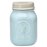 "GreenGate ""Jar Maison Mint"""