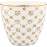 "GreenGate Latte Cup ""Laurie Gold"""