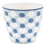 "GreenGate Latte Cup ""Lolly Blue"""