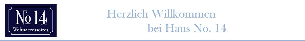 Haus No. 14-Logo