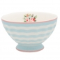 Preview: GreenGate French Bowl Nellie Pale Blue