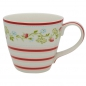"Preview: GreenGate Limited Edition Tasse ""Gloria White"""