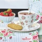 Mobile Preview: GreenGate Tasse Abigail White