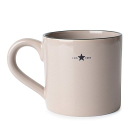 Lexington Mug Stoneware Beige