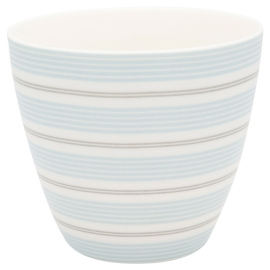 GreenGate Latte Cup Tova Pale Blue