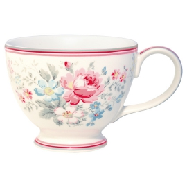 "GreenGate Teetasse ""Marie Pale Grey"""